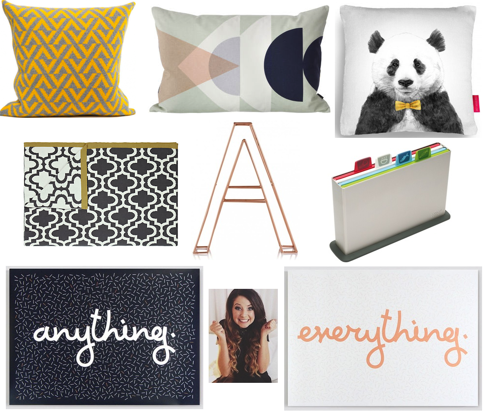 Homeware for people who love Zoella   The Small Desk. Homeware for people who love Zoella   The Small Desk   the small desk
