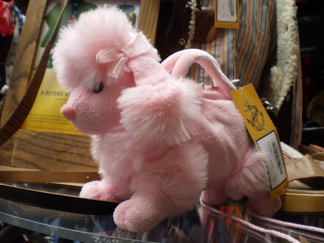 pink poodle beyond retro