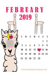 llama February