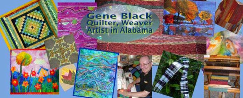 Gene Black an Alabama Artist and Quilter
