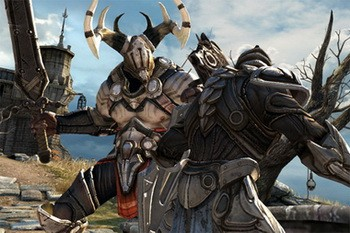 Infinity Blade iOS game updated with free content pack #2 The Deathless Kings