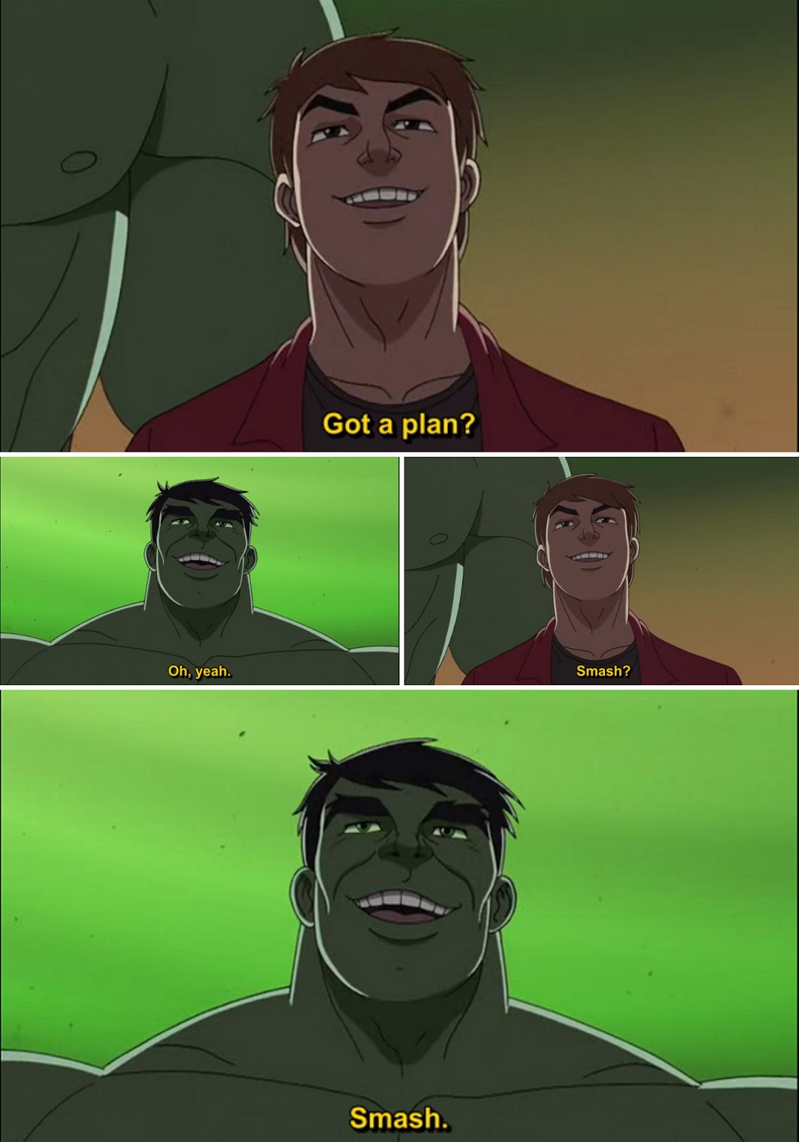 Hulk and the Agents of S.M.A.S.H Quote-2