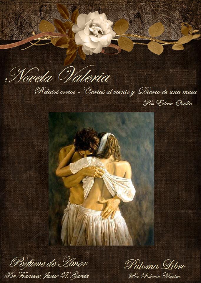 Novela Valeria y Relatos Cortos