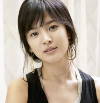 Song Hye Kyo - Wanita Korea Tercantik di Dunia