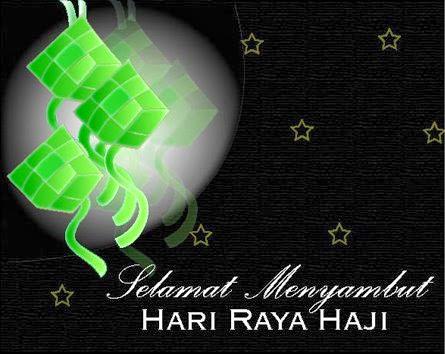 Salam Aidiladha buat semua.. :D