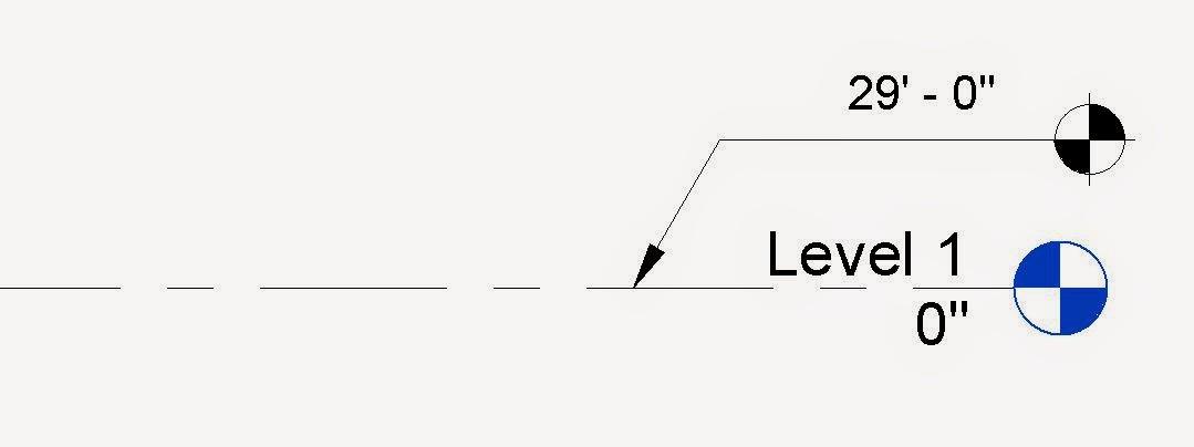 Spot Elevation In Plan Revit : Revit tip controlling your levels project base point