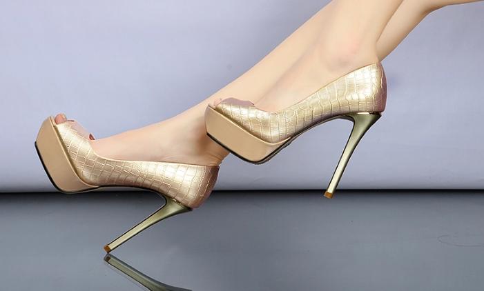 Platform Heels Trends