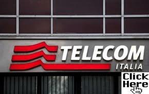riorganizzazione telecom