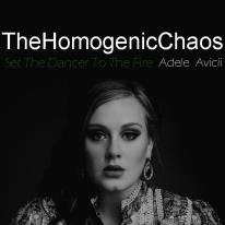 """Set The Dancer To The Fire""(Adele vs. Avicii)"