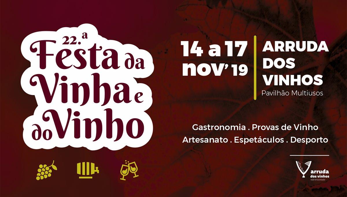 Até 17 de novembro: Arruda dos Vinhos