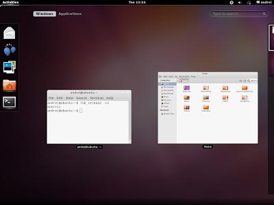 Instalar Gnome Shell en Ubuntu 11.10