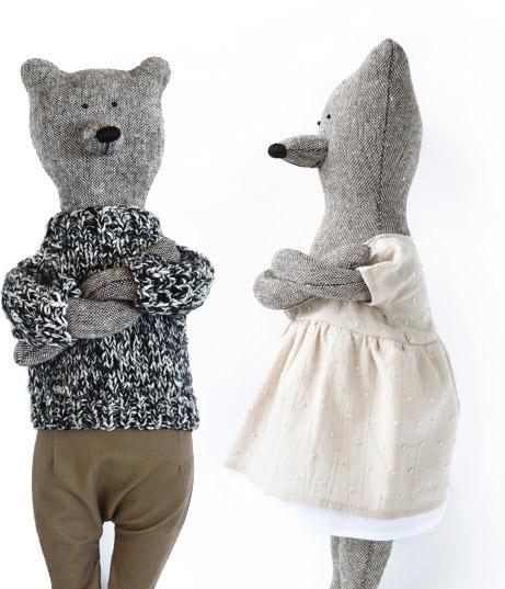 bear dolls