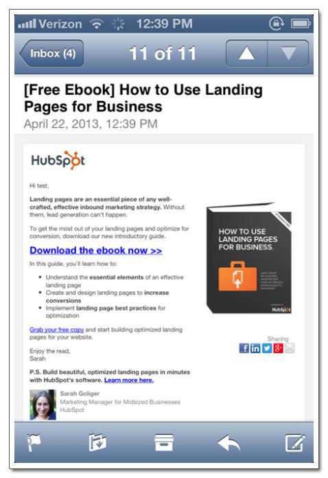 Optimiser un email pour tous les devices