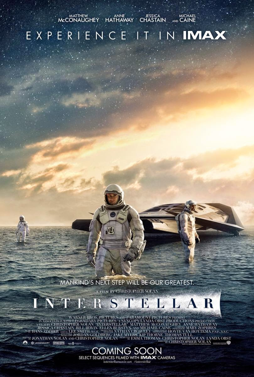 Interstellar – DVDRIP LATINO