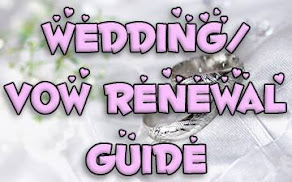 Wedding and Vow Renewal Guide