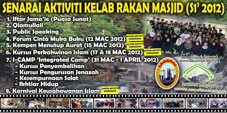 banner program kelab Rakan Masjid design by as-suff
