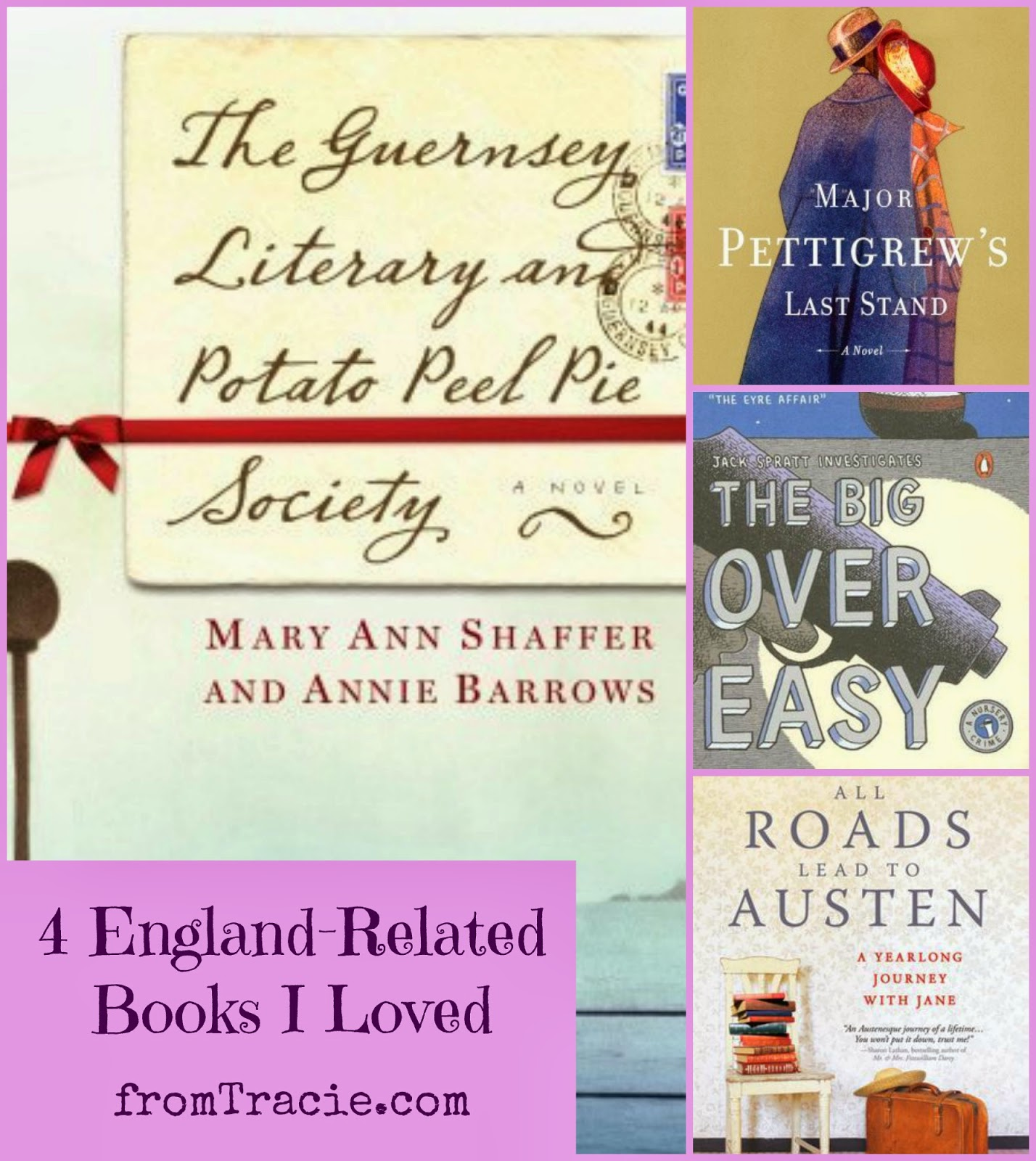 4 Books Related To England That I Loved