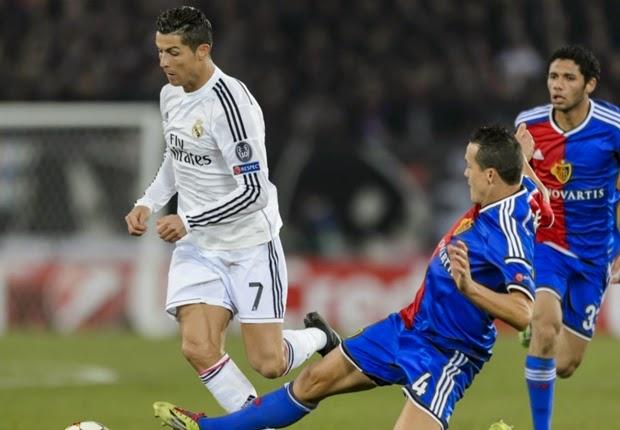 Real Madrid Menang Tipis Di Kandang Basel 0-1