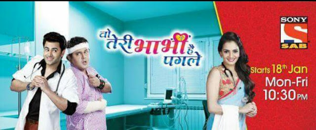 'Woh Teri Bhabhi Hai Paglein' Wiki Story,Cast,Promo,Timing on SAB Tv New Serial