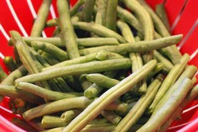 Vietnamese Food Culture - Đậu Cô Ve Xào Vừng