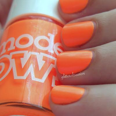 Models Own Orange Sorbet