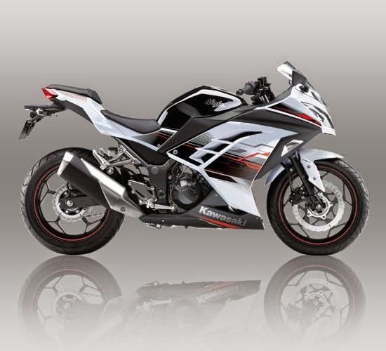 Harga Foto dan Spesifikasi New Ninja 250 FI, SE dan SE + ABS 2014