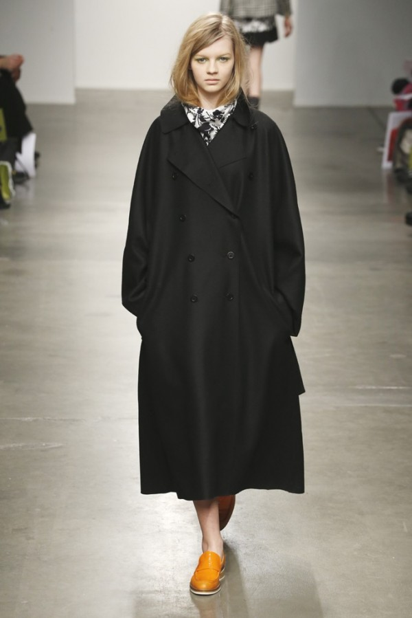 Karen Walker autumn and winter 2013-2014 - Fashion garments for women