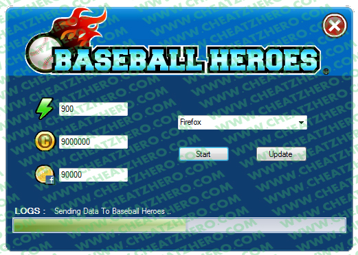 Baseball Heroes (Trainer Hack Tool)