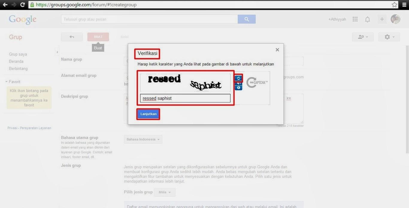 Cara membuat mailing list di gmail ~ teknik komputer jaringan