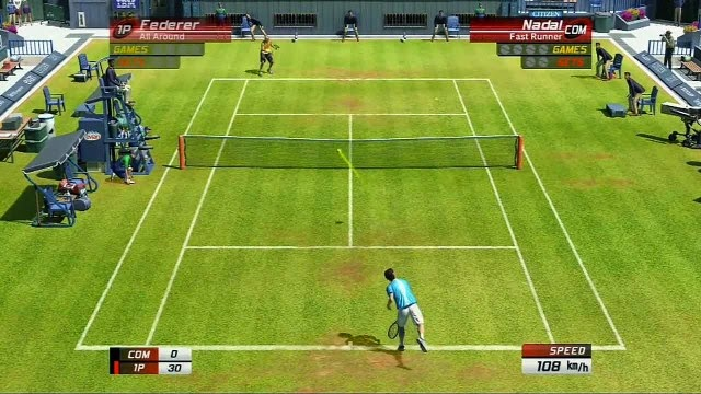 Virtua Tennis 3 PC Game full version
