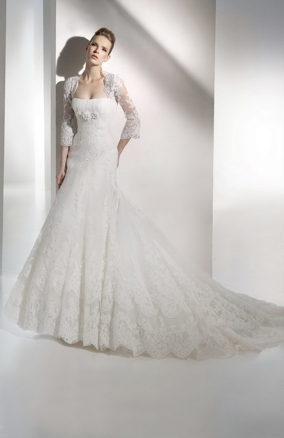 Used Modest Wedding Dresses For  : Modest wedding dresses
