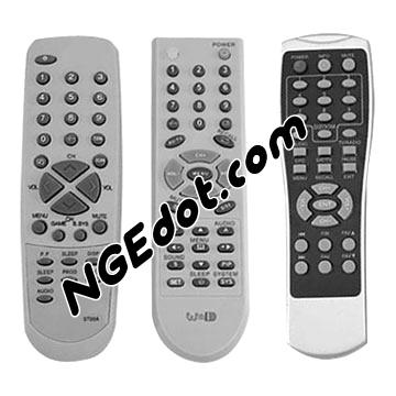 Radio shack codes for remote control