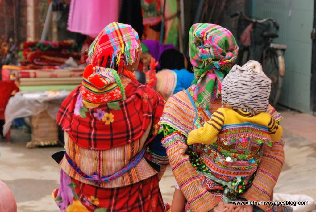Đi chợ Bắc Hà - Vui như đi hội