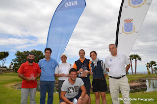 Campeonato Provincial Tenerife Pitch & Putt 2012
