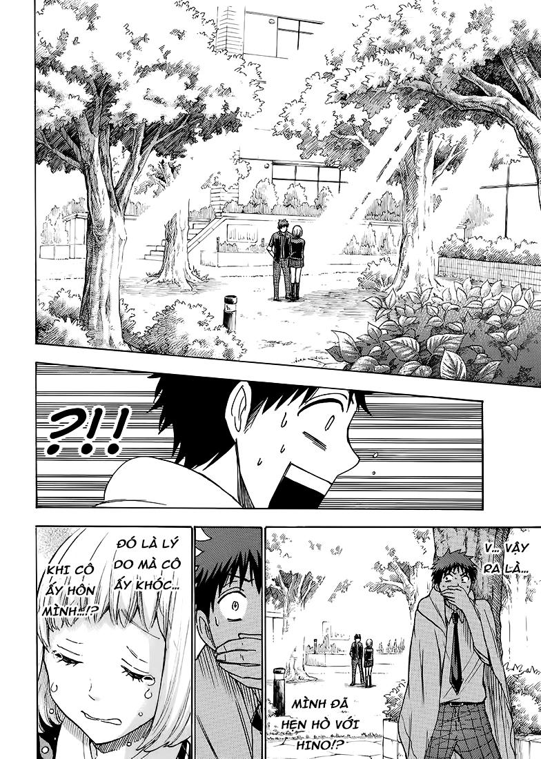Yamada-kun to 7-nin no majo chap 212 Trang 22 - Mangak.info