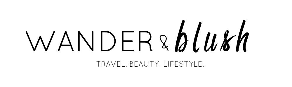 Wander + Blush