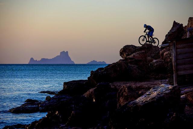Formentera, David Cachon foto:Ismael Ibáñez