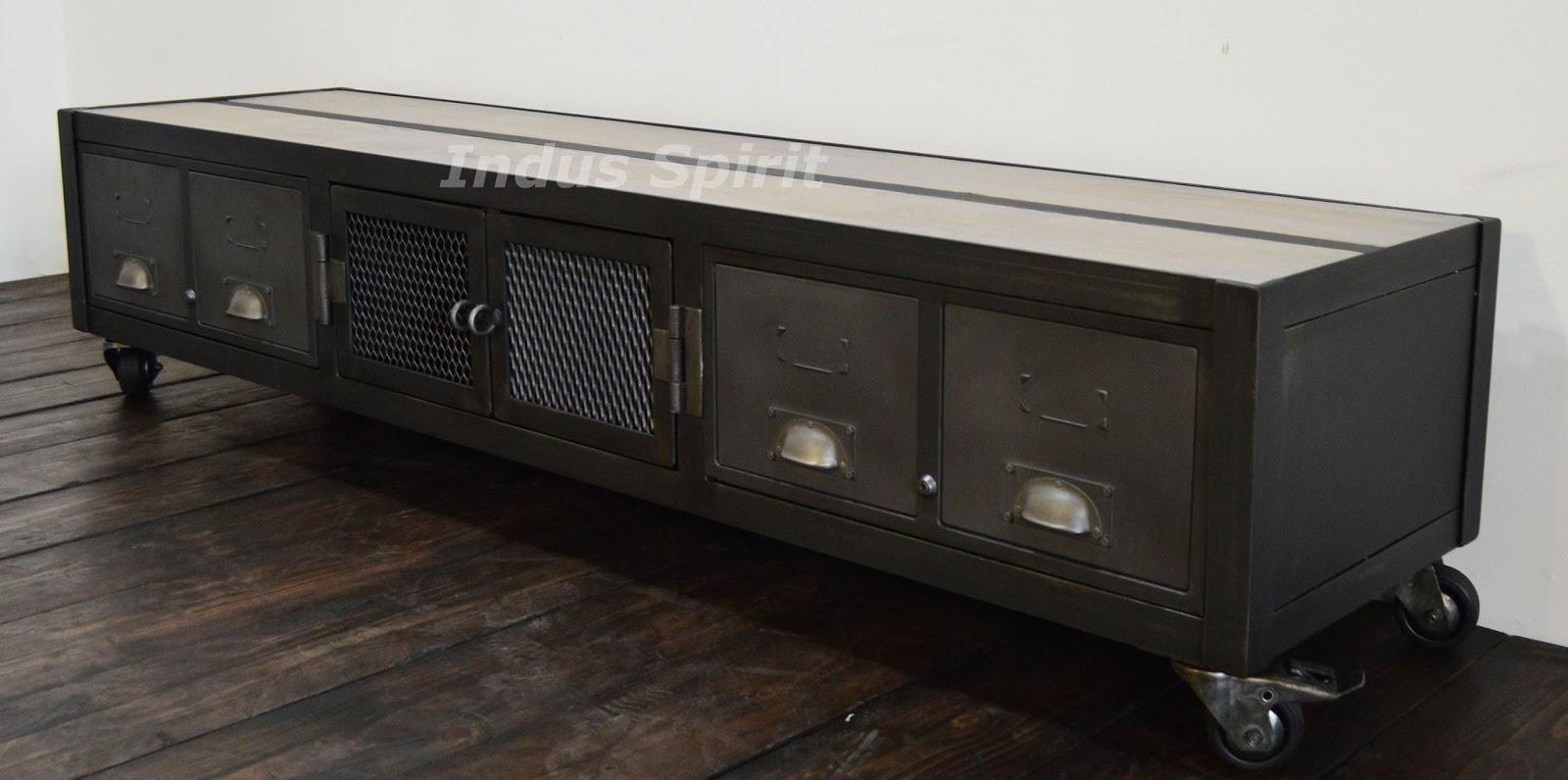 09 01 2012 10 01 2012 - Meuble tele industriel ...