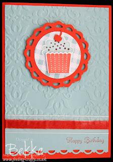 Create a Cupcake Card
