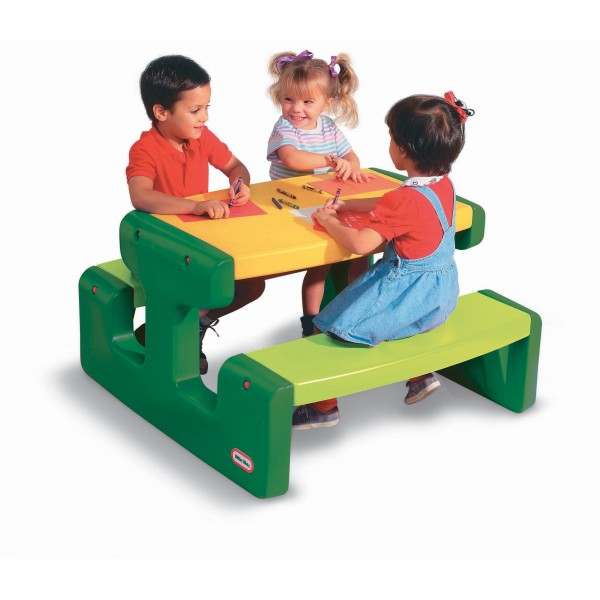 Little Tikes Junior Picnic Table : Save on toys little tikes picnic table