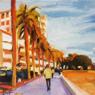 Esplanade by Liza Hirst