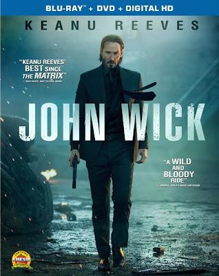 John Wick 2014 BluRay 480p 300mb ESub