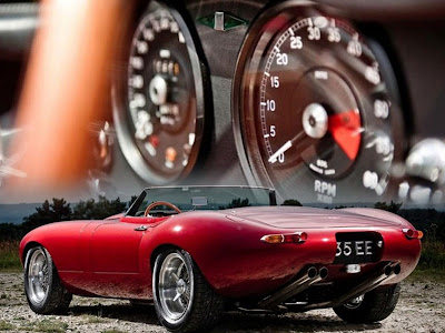 Sport  on 2011 Jaguar Sport Cars E Type Speedster   Sport Cars And The Concept