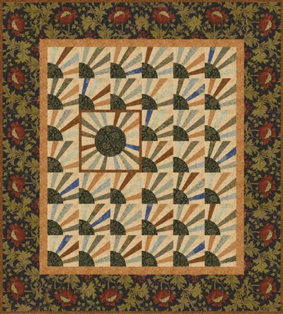 Quilting Blog Cactus Needle Quilts Fabric And More Fan