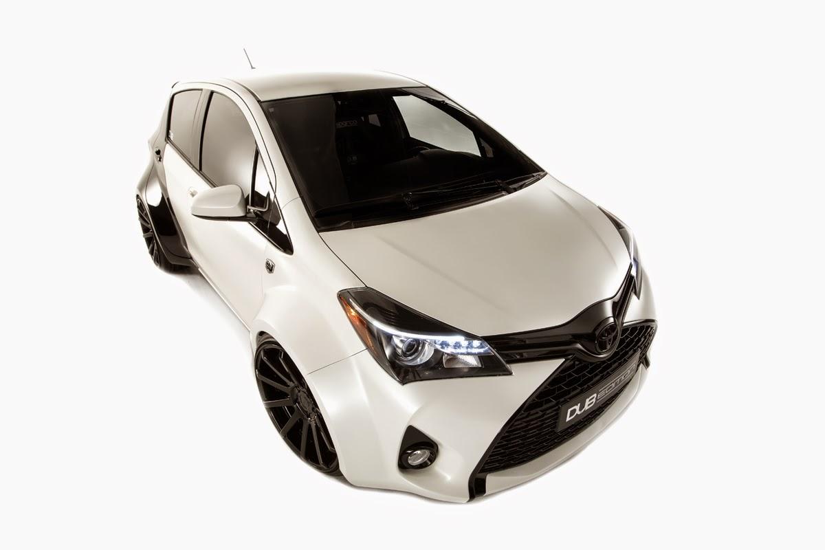 DUB Edition Toyota Yaris