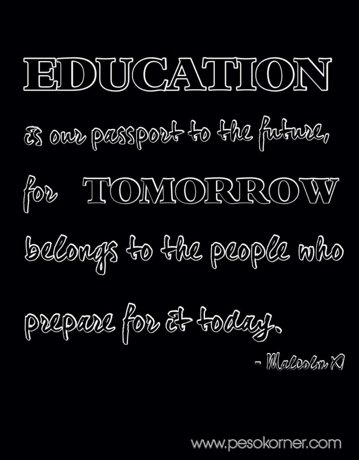 education quote, importance of education
