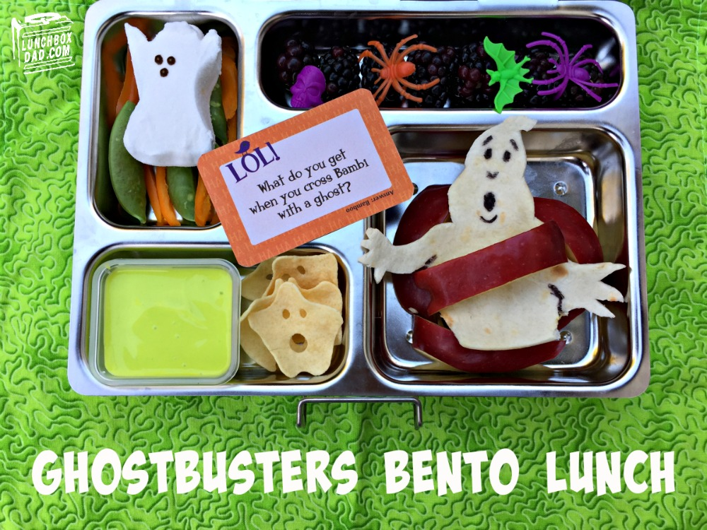 Ghostbusters Bento Lunch