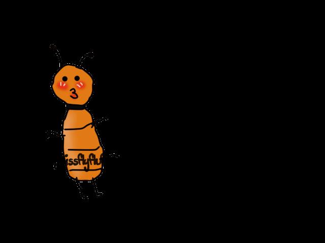Semut Gataiiii Miss Fluffy