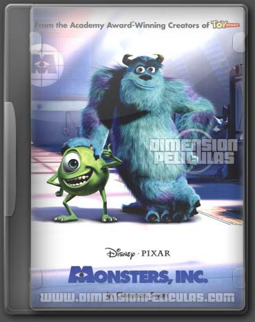 Monster Inc. (BRRip 3D FULL HD Inglés Subtitulada) (2001)