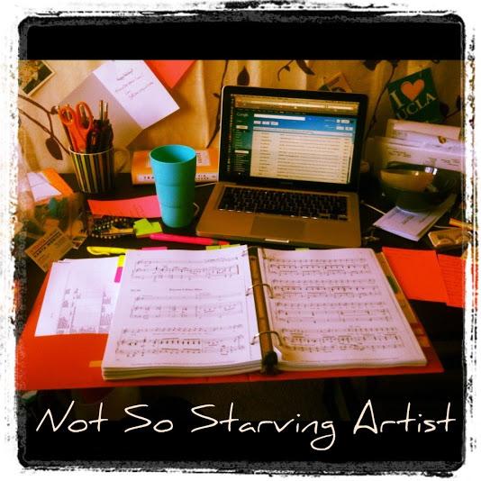 Not So Starving Artist